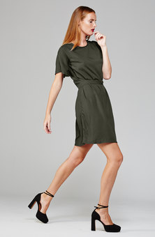 MARETHCOLLEEN April Dress Olive