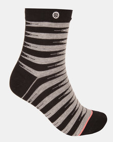 Stance Steadfast Socks Black