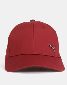 Puma Sportstyle Core LS Colourblock Cap Red