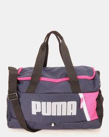 Puma Sportstyle Core Fundamentals Sports Bag Blue