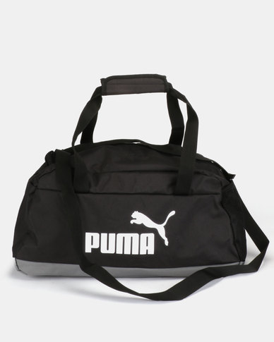 5059699f21fe Puma Sportstyle Core Phase Sport Bag Black
