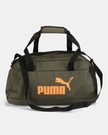 Puma Sportstyle Core Phase Sport Bag Green