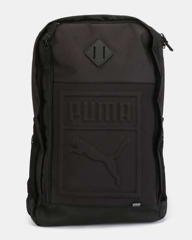 Puma Sportstyle Core S Backpack Black