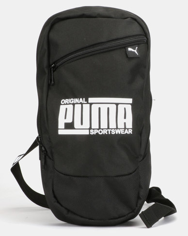 befd667170 Puma Sportstyle Core Sole Crossbody Black | Zando