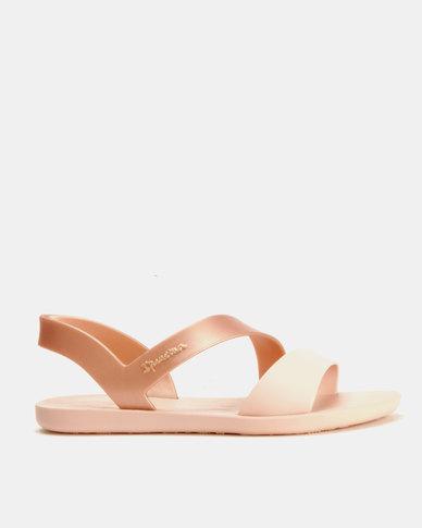 72967b7c33ee Ipanema Vibe Sandals Fem Pink