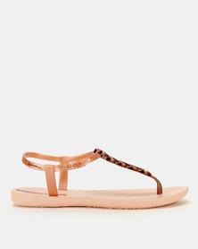 Ipanema Charm VI Sandals Fem Pink
