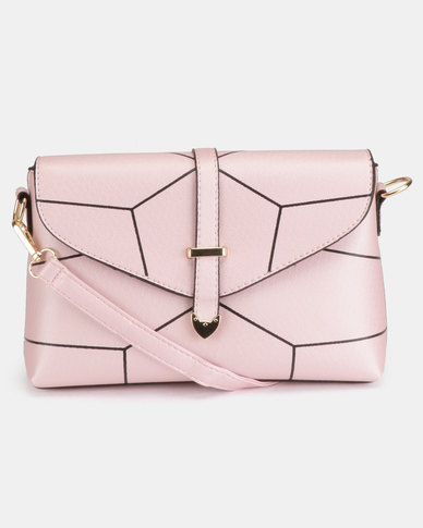 Utopia Crossbody Bag Nude