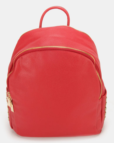 Utopia Softie Backpack Red