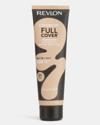 Revlon ColorStay Full Cover Foundation Nude