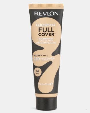 Revlon ColorStay Full Cover Foundation Natural Beige