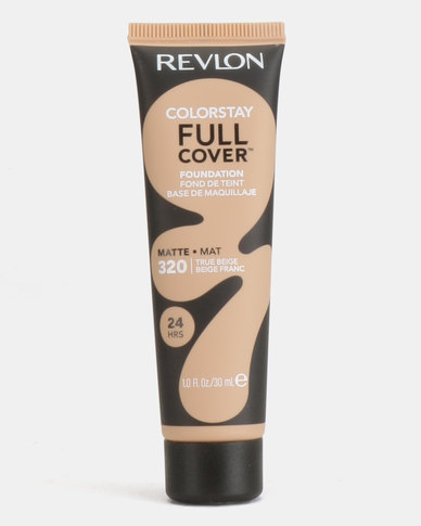 Revlon ColorStay Full Cover Foundation True Beige