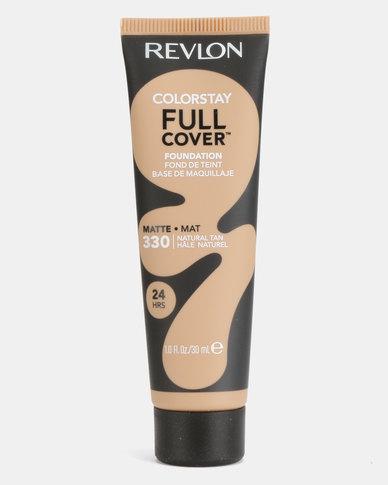 Revlon ColorStay Full Cover Foundation Natural Tan