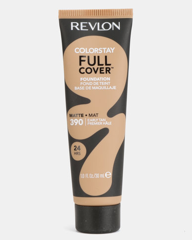 Revlon ColorStay Full Cover Foundation Early Tan