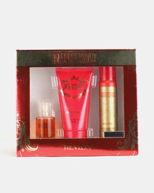 DISC Revlon Unforgettable Fragrance And Lotion Gift Set