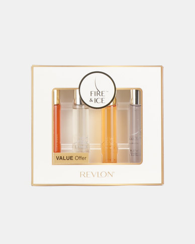 DISC Revlon Fire & Ice Classic Fragrance Wands Gift Set