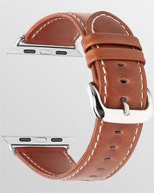Gretmol Apple Watch Replacement Strap 42 mm Tan