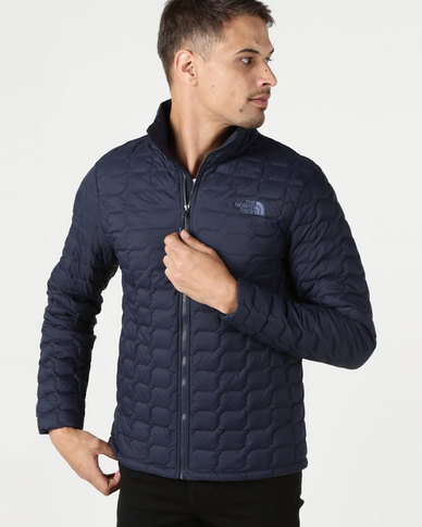 24b2bf132 The North Face Thermoball Jacket Navy