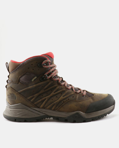 5a817097a The North Face Hedgehog Hike II MID GTX Brown
