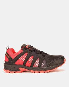 Hi-Tec Warrior Shoes Black