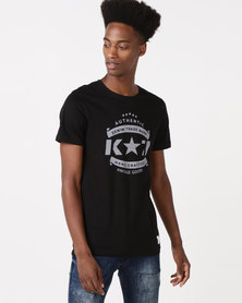 K Star 7 Murphy T-Shirt Black