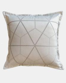 Fundi Light & Living Loures Grey Scatter Cushion Grey