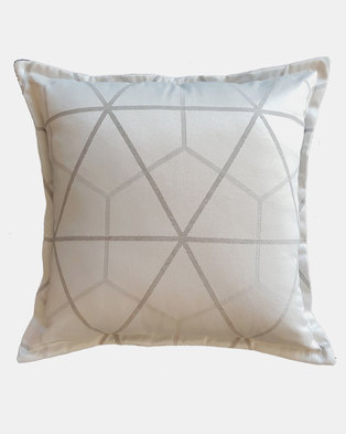 Fundi Light & Living Loures Grey Scatter Cushion Grey