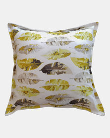 Fundi Light & Living Mia Spring Scatter Cushion Yellow