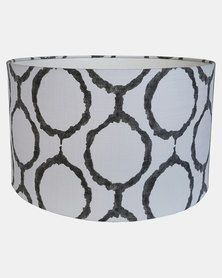 Fundi Light & Living Round About Lampshade Grey
