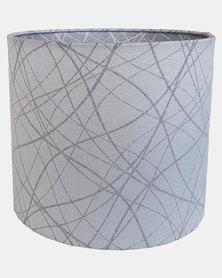 Fundi Light & Living Carlton Lampshade Grey