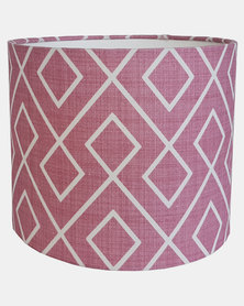 Fundi Light & Living Elle Orchid Lampshade Pink