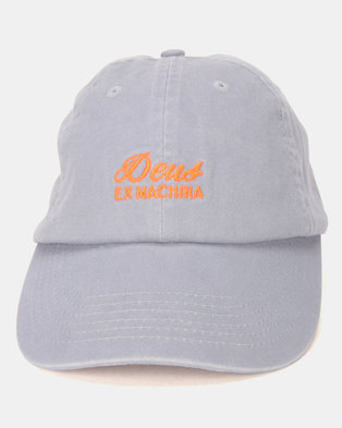 Deus Ex Machina Sunbleached Cap Blue Heaven 73ae72c3a013