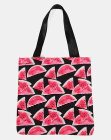 Blackcherry Bag Watermelon Beach Bag Multi