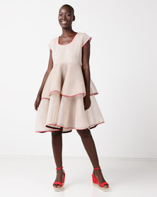 Jozsy Two Stepp Dress Stone
