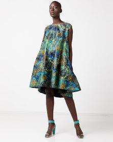 Jozsy Anky Dress Multi