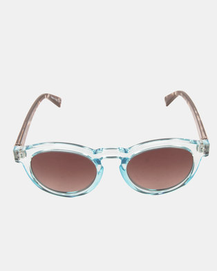 6946655bd79 Von Zipper Ditty Sunglasses Powder Quartz Tortoise Brown Gradient