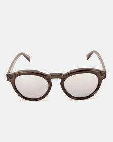 Von Zipper Ditty Sunglasses Smoke/Silver Chrome