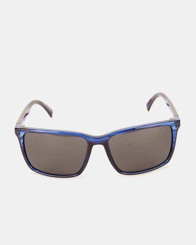 0d0d09e03e Von Zipper Lesmore Polarised Sunglasses Ocean Blue Grey