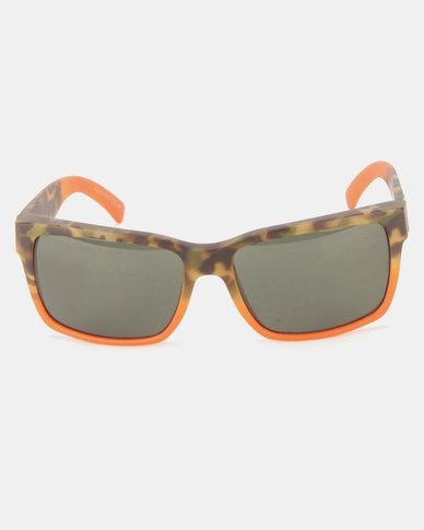 01e9c69095f6 Von Zipper Elmore Sunglasses Camo Blaze Satin/Vintage Grey   Zando