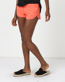 Hurley Supersuede Beachride Boardshorts Orange