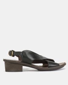Tsonga Shelefu Heels Black vintage/Black Relaxa