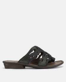 Tsonga Isivina Sandals Black Cayak