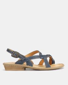 Tsonga Finyana Sandal Sandals Denim Cayak