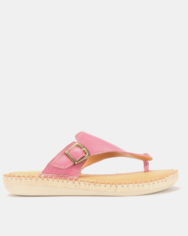 Tsonga Leather Yocula Sandals Marble Cayak
