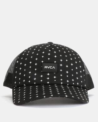 RVCA Future Hat Black 4b6affc34