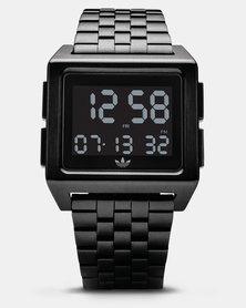 adidas Originals Watches Archive M1 Watch Black