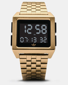adidas Originals Watches Archive M1 Watch Gold-plated/Black