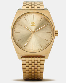 adidas Originals Watches Process M1 Watch Gold-plated