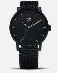 adidas Originals Watches District M1 Watch Black