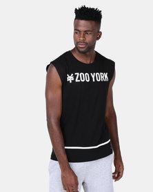 Zoo York 93 Muscle Tank Black