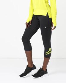 ASICS Icon Knee Tights Black
